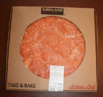 Kirkland pizza