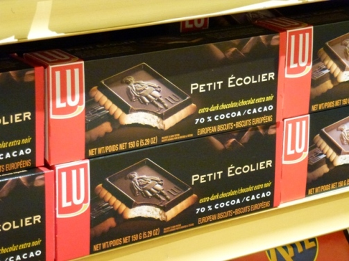 Petit Ecolier Cookies